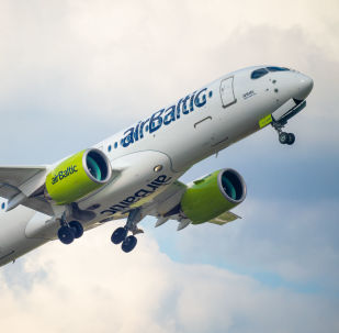 Airbus a220-300, airBaltic