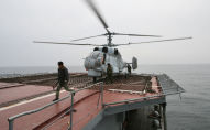 Helikopters Ка-27 PL