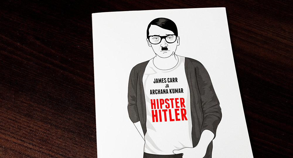 Komikss Hipsters Hitlers